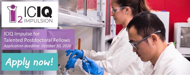 Impulsion's 2nd call fellowships awarded